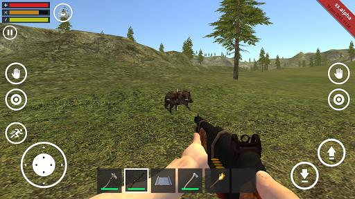 Survival Simulator pc screenshot 1