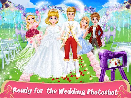 Princess Wedding Planner-Dress up & Make up Salon PC screenshot 1