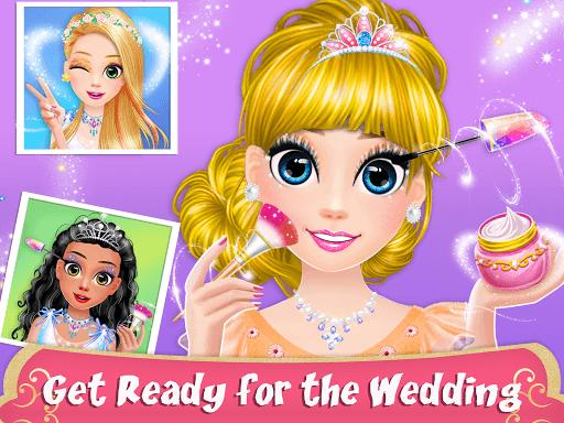 Princess Wedding Planner-Dress up & Make up Salon PC screenshot 3