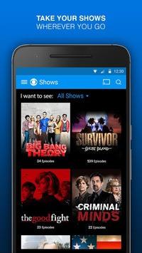CBS - Full Episodes & Live TV pc screenshot 1