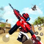 Gun Games 2021 - Commando Shooting Game icon