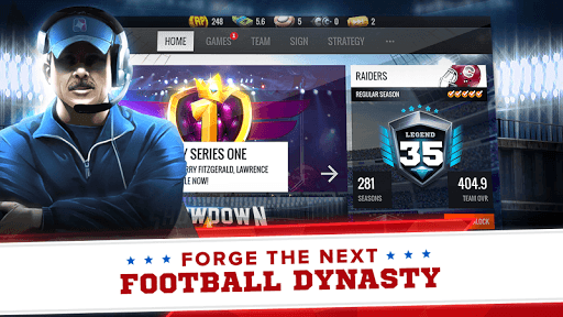 CBS Sports Franchise Football pc screenshot 1