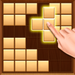 Wood Block - Classic Block Puzzle Game icon