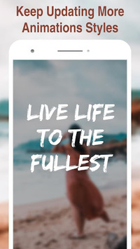 Hype Text - type animate text for Instagram story pc screenshot 2