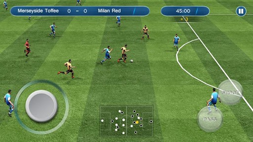 Ultimate Soccer - Football pc screenshot 1