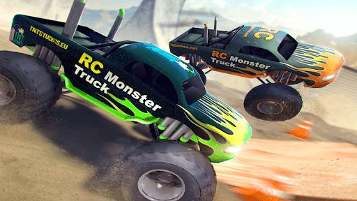RC Monster Truck - Offroad Driving Simulator pc screenshot 1