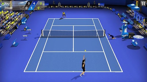 3D Tennis pc screenshot 1