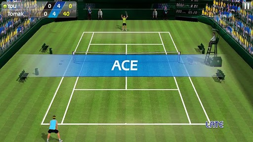 3D Tennis pc screenshot 2