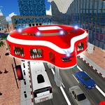 Gyroscopic Elevated Transport Bus: Rescue Driving icon