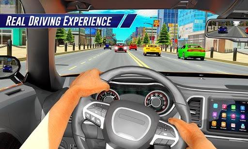 Highway Car Driving Sim: Traffic Racing Car Games pc screenshot 1