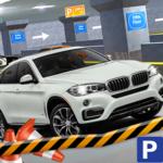 Prado City Car Parking Plaza: Driving Simulator 3D icon