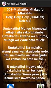 Nyimbo Za Kristo pc screenshot 1