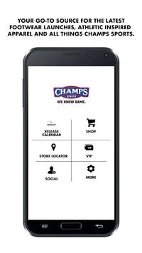 Champs Sports pc screenshot 1