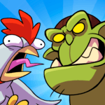 What The Hen: Enter The Dragons! icon