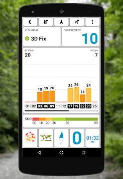 GPS Test pc screenshot 1