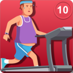 Weight Loss - 10 kg/10 days, Fitness App icon