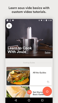 Joule: Sous Vide by ChefSteps pc screenshot 1
