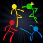 Stick Man Game for pc logo