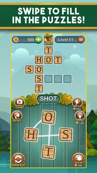 Word Nut: Word Puzzle Games & Crosswords pc screenshot 2