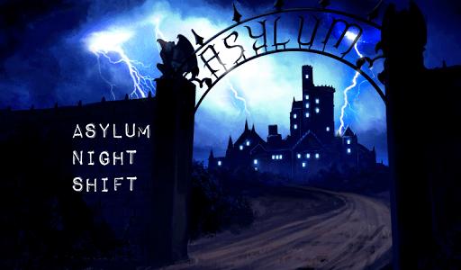 Asylum Night Shift - Five Nights Survival pc screenshot 1