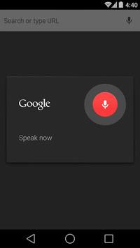 Chrome Beta pc screenshot 1