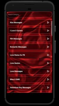 Love Messages for Girlfriend pc screenshot 1
