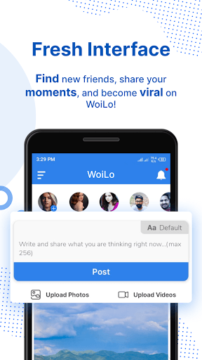 Woilo - Find New Friends and Go Viral ! PC screenshot 2