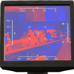 Thermal Camera Simulated icon