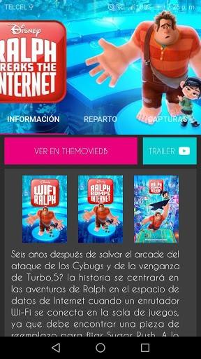 Cine Latino PC screenshot 1