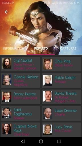 Cine Latino PC screenshot 2
