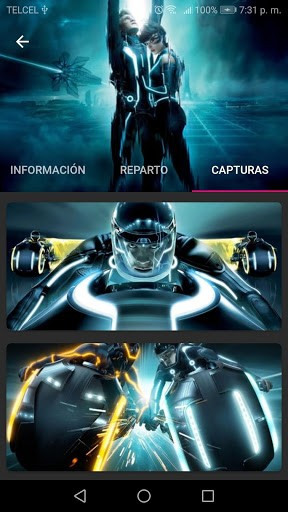 Cine Latino PC screenshot 3