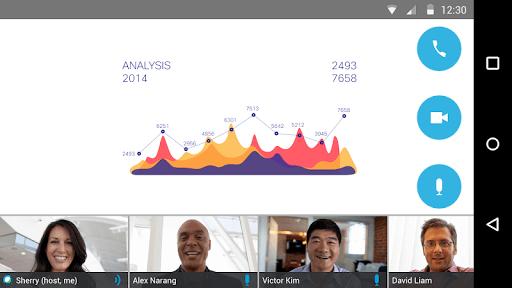Cisco Webex Meetings pc screenshot 2