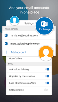 Citrix Secure Mail pc screenshot 1