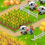 Farm City: Farming & City Building for pc logo