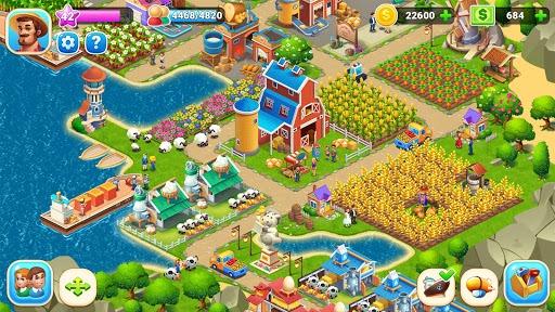 Farm City: Farming & City Building pc screenshot 1