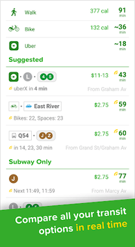 Citymapper - Transit Navigation pc screenshot 2