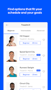 Go: Audio Workouts & Fitness pc screenshot 1
