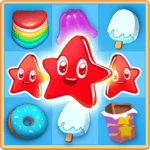 Candy Riddles: Free Match 3 Puzzle for pc logo