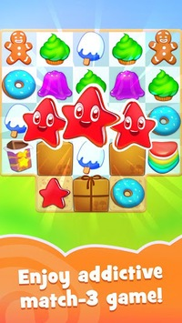 Candy Riddles: Free Match 3 Puzzle pc screenshot 1