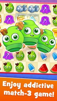 Sugar Heroes - World match 3 game! pc screenshot 1