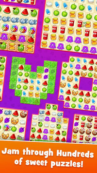 Sugar Heroes - World match 3 game! pc screenshot 2