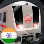 Delhi Subway Train Simulator icon