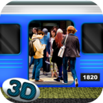 Metro Train Subway Simulator icon