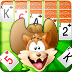 Solitaire Buddies - Tri-Peaks Card Game icon