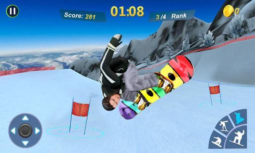 Snowboard Master 3D PC screenshot 2