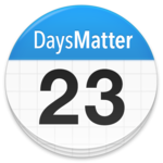 Days Matter - Countdown Event for pc logo
