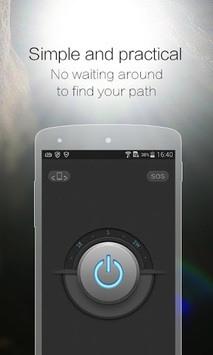CM Flashlight (Compass, SOS) pc screenshot 2