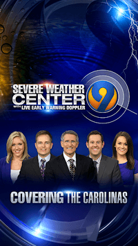 WSOC-TV Weather pc screenshot 1