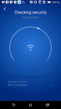 Speed Test - WiFi / Cellular speed test pc screenshot 1