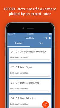DMV Permit Practice Test 2019 Edition pc screenshot 1